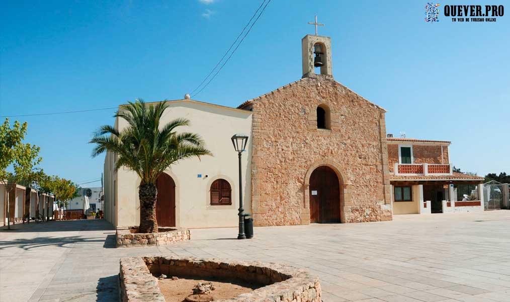 Sant Ferran de ses Roques Formentera