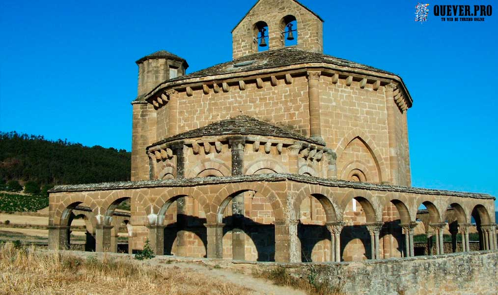 Santa María de Eunate Navarra