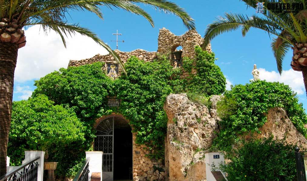 Santuario de la Virgen de la Peña Mijas
