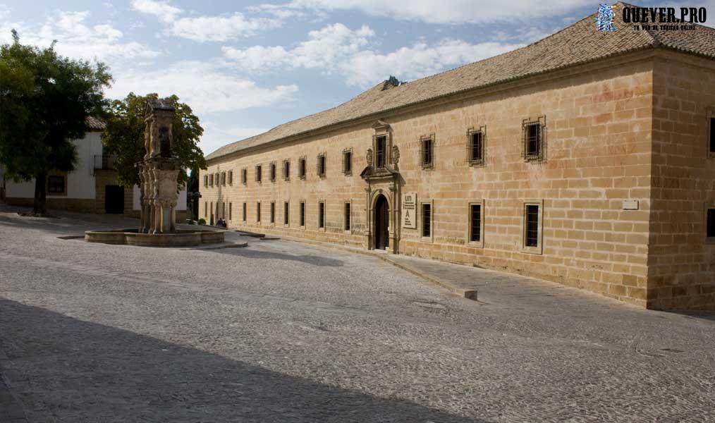 Seminario de San Felipe Neri Baeza
