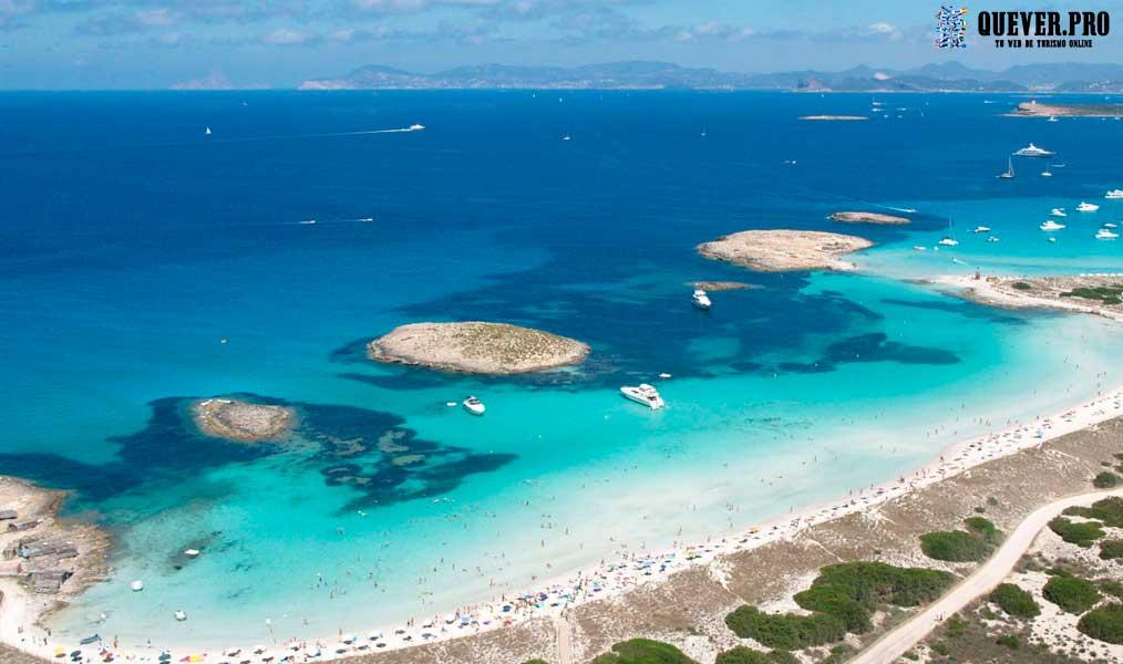 Ses Illetes Islas Baleares