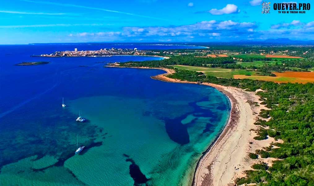 Ses Salines Islas Baleares