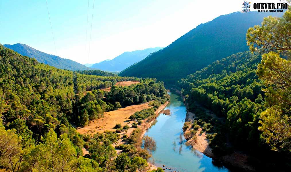 Sierra de Cazorla Andalucía