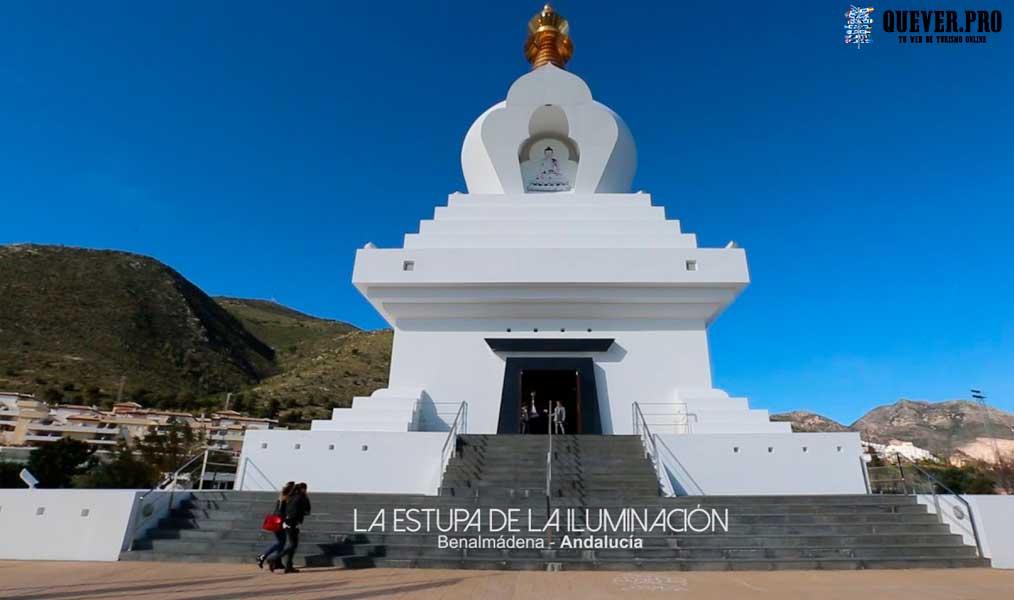 Stupa de Iluminación Benalmádena