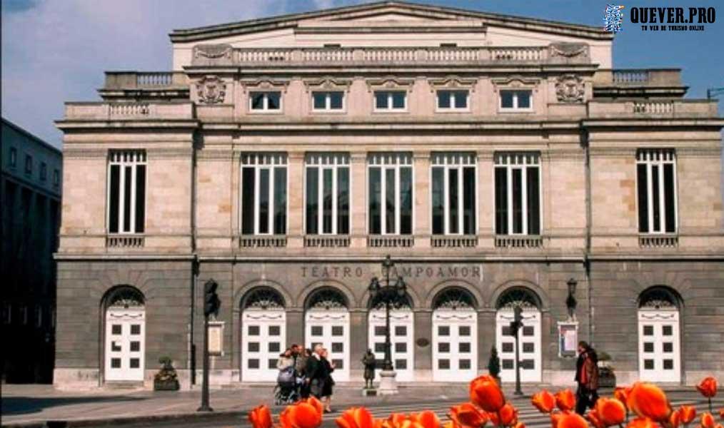 Teatro Campoamor Oviedo