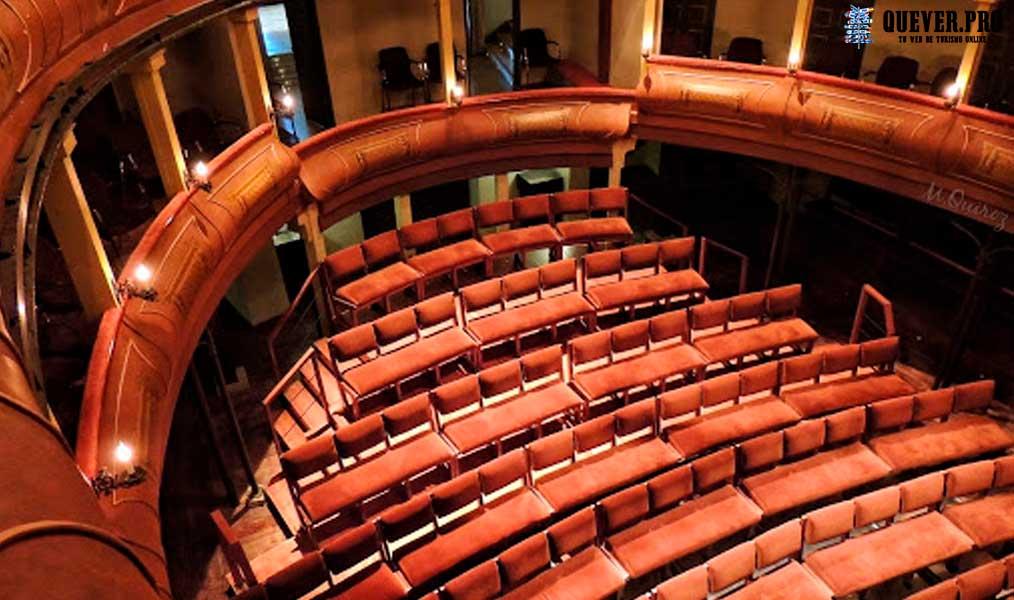 Teatro Corral de Comedias Alcalá de Henares