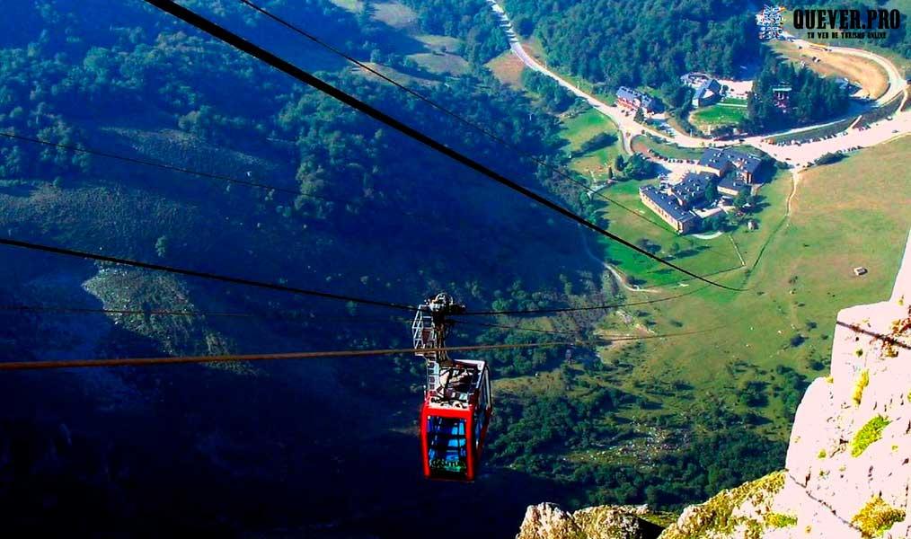 Teleférico de Fuente Dé Cantabria