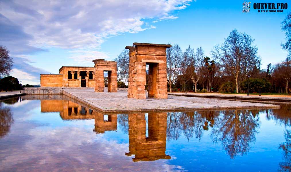 Templo Debod Comunidad de Madrid
