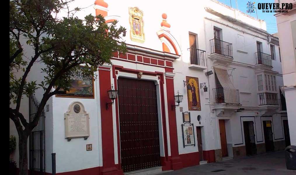 Templo de Nuestra Señora de los Desamparados Sanlúcar de Barrameda