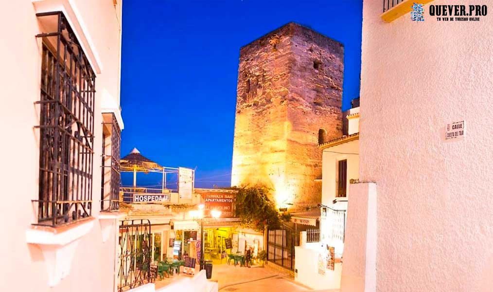 Torre de Pimentel Torremolinos