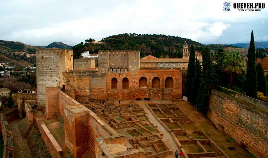Torre del Homenaje Granada