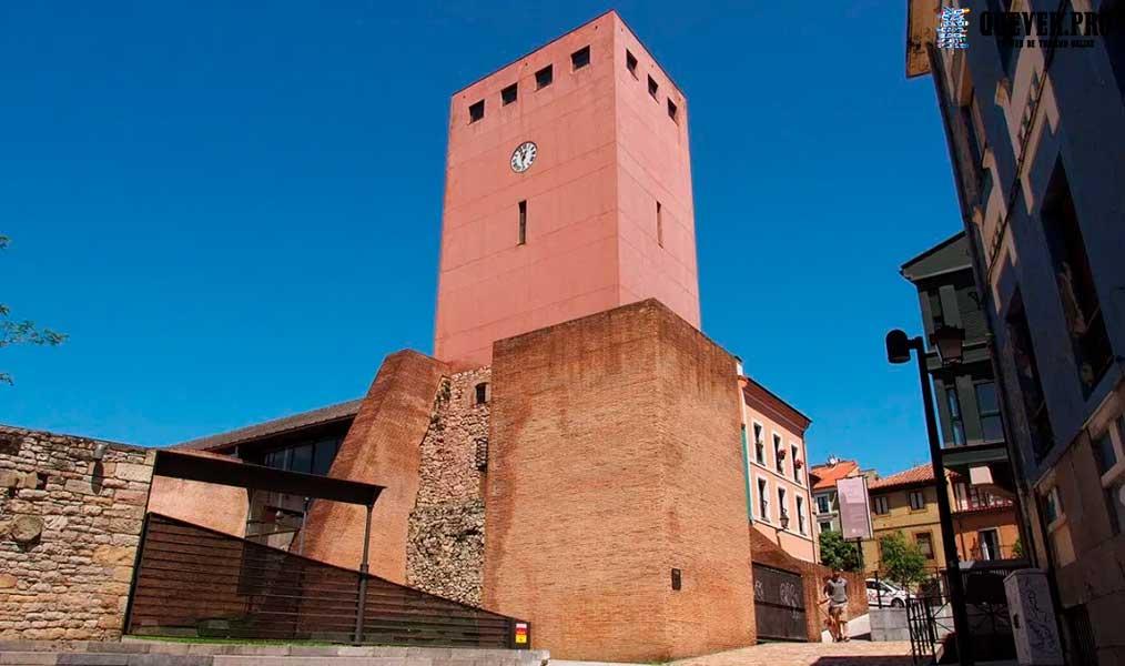 Torre del Reloj Gijón