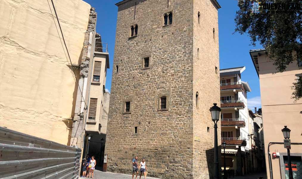 Torre del Reloj Jaca
