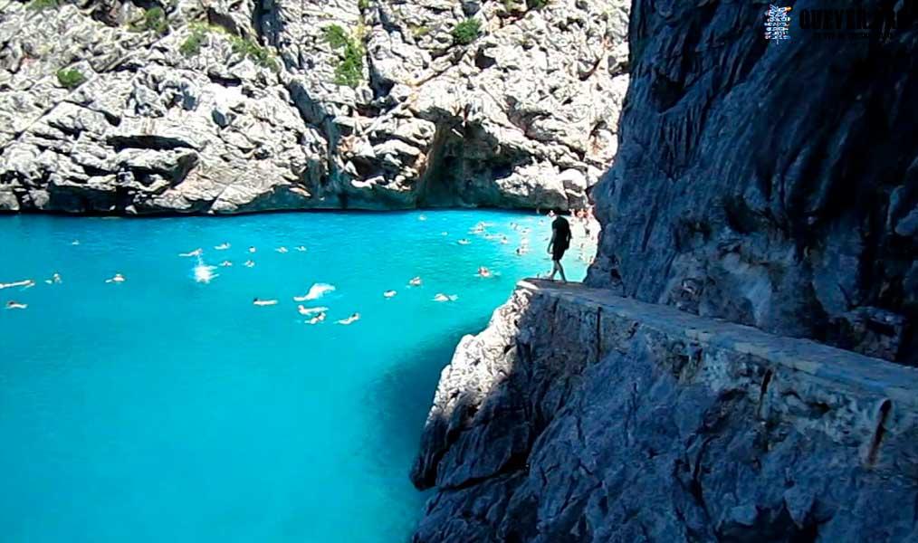 Torrent de Pareis Islas Baleares