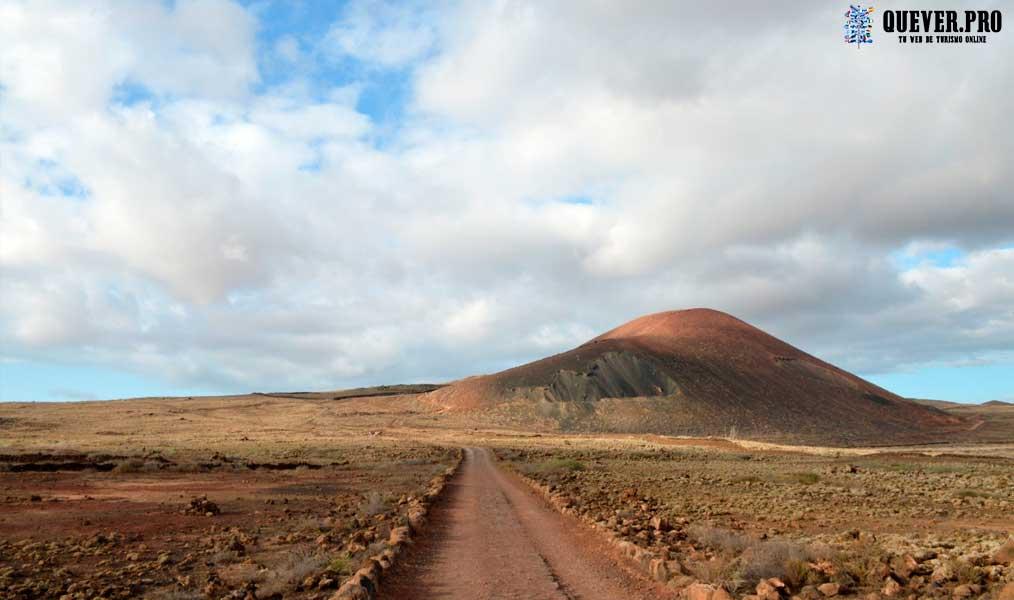 Volcán Calderón Hondo Fuerteventura