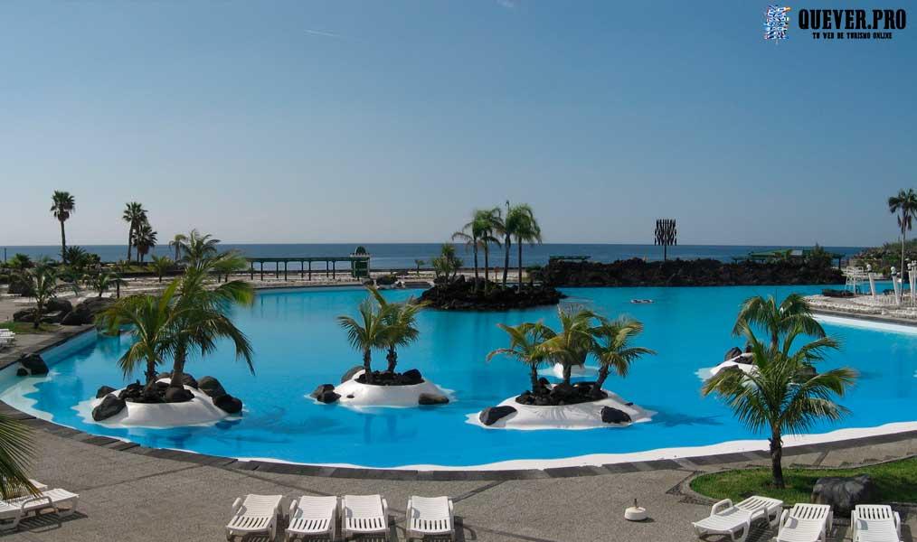 parque marítimo césar manrique Santa Cruz de Tenerife